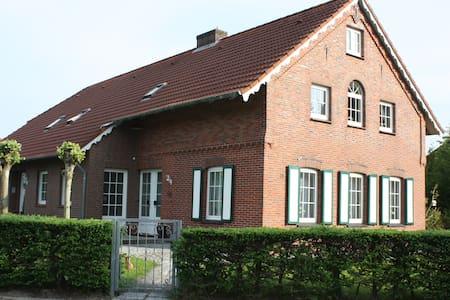 Ferienwohnung Möwe - Dornum
