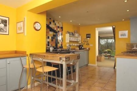 Family Friendly Rural Retreat. - Beaminster