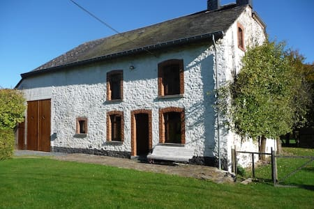 12p Renovated Farm Near Huge Forest - Tenneville