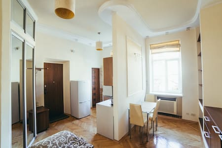 Comfortable studio in the city center - Wohnung