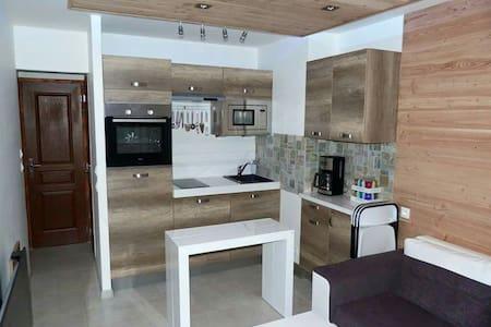 T2 Style Chalet Contemporain - Villar-Saint-Pancrace