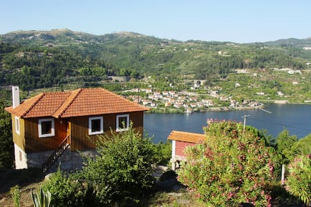 Cottage for 4 overlooking the Douro - Cinfães - House
