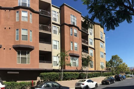 Cozy 1BD nearby Fremont BART - Fremont - Byt