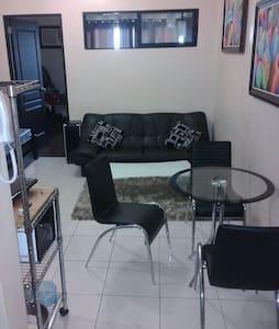 Sweeping bayviews, luxury condo - Manila - Apartment