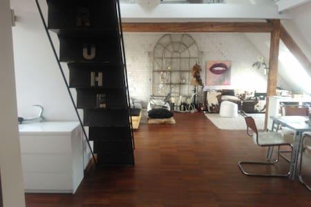 Architekten Loft/Dachgeschoss  - Hannover - Loft