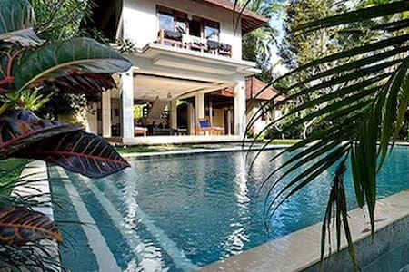FrogSong Villa in Ubud Bali Private