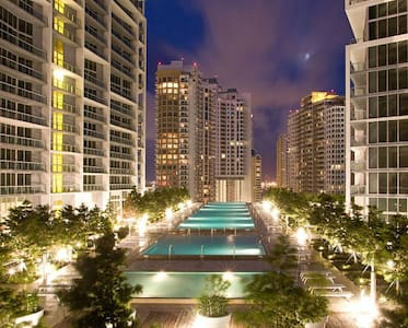 W RESIDENCES @ ICON BRICKELL, LUXE, DESIGN. VIEWS - Wohnung