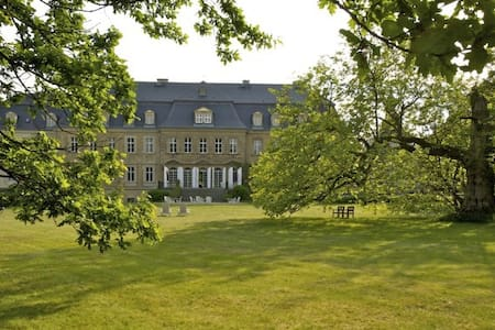 Königliche Suite in schönem Schloss - Doberschau-Gaußig