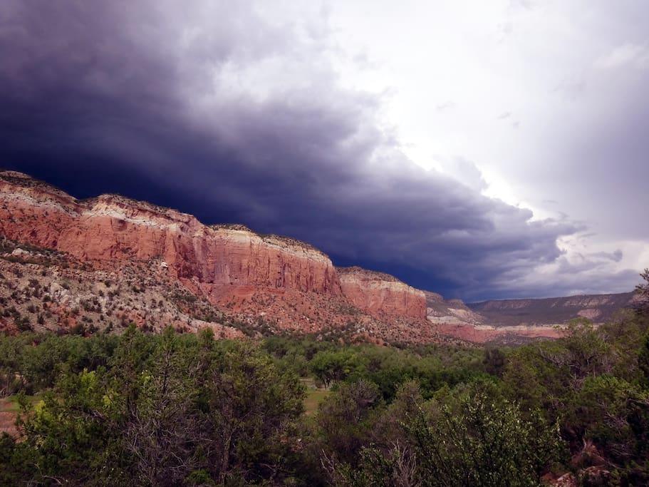 Gallina Canyon Ranch