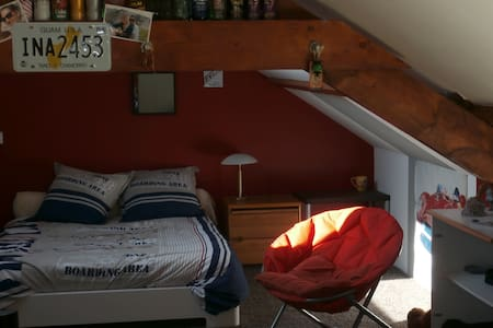 Bed and breakfast in Poitiers! - Poitiers