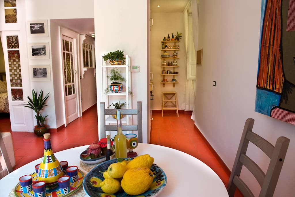 apartment in the heart of Taormina