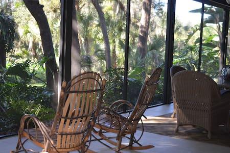 Florida Riverfront  Lakewood Ranch - Ház