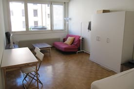 Cozy studio in the heart of Geneva!