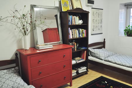 The book room - House