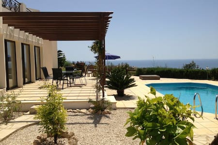 Villa Panorama in Secret Valley - Kouklia - House