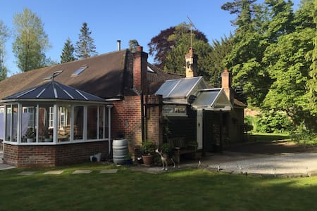 A lovely home and garden in Chilham - Casa