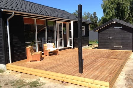 Nybygget sommerhus i Marielyst på Lolland Falster - Cabana