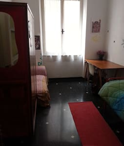Stanza singola in centro storico - 熱那亞(Genova) - 公寓