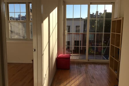 BEAUTIFUL room for rent in Clinton Hill August - Brooklyn - Appartamento