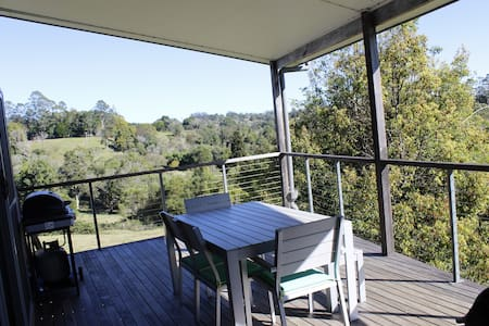 Rural close to Maleny.Space,views wildlife & creek - Haus