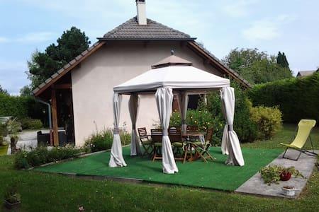 la maison chaleureuse - La Balme-de-Sillingy