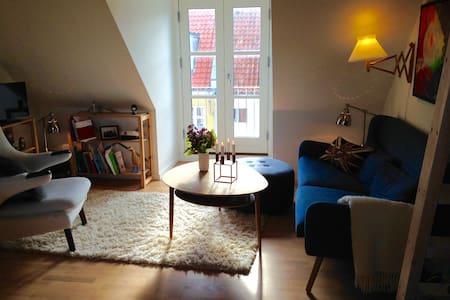 Charming flat in Aarhus C - Apartamento