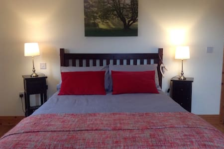 Cosy room, double bed with ensuite. - Donore - House