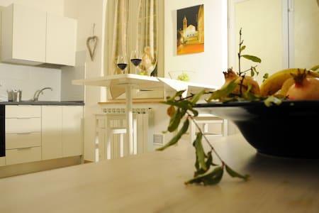 """Appartamento """"Le Rose"""" dell' Opifico De'Frati - Spoleto"""