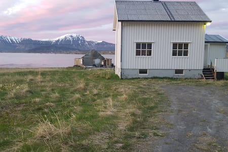 Lofoten House by the beach  - Eggum - Vestvågøy - Casa