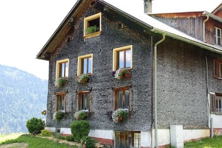 Panoramahof Türtsch - Ház
