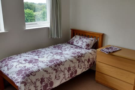 Bedroom 2 : Single room in Aylesbury - Aylesbury