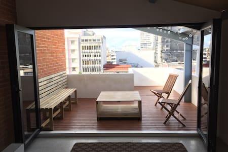 Apartamento en Centro Historico - Lakás