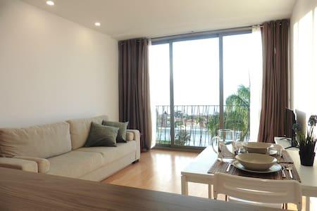 Apartamento de lujo vista al mar - Apartament