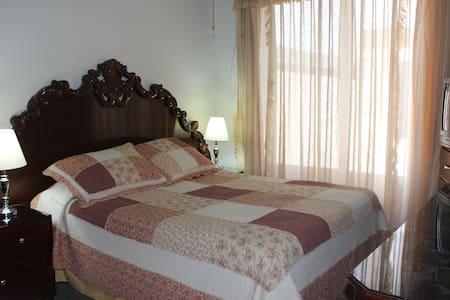Habitación S súper cómoda - Tepic - House