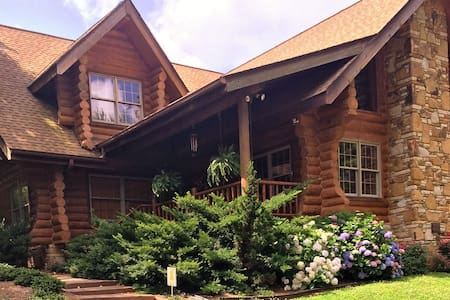 The Lodge at Piney Brook, Nashville, TN. area - Lebanon - Blockhütte