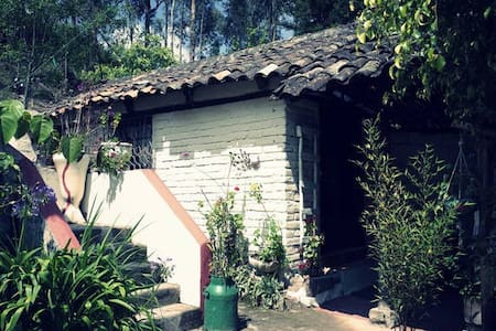 Private house in magnificent garden - Otavalo - Huis