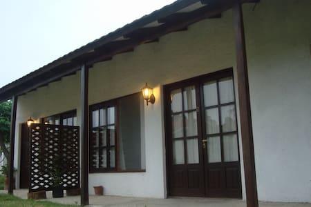 Hermosa Cabaña para 3 personas - La Esmeralda - Zomerhuis/Cottage