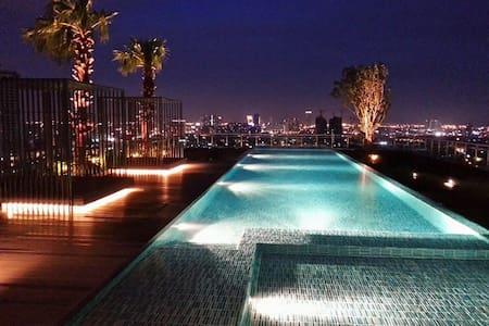 One Bedroom in Luxury Condo  - Bangkok - Appartement