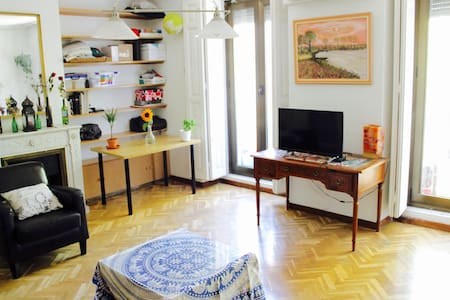 Amazing flat in the heart of Madrid - Madrid - Apartment