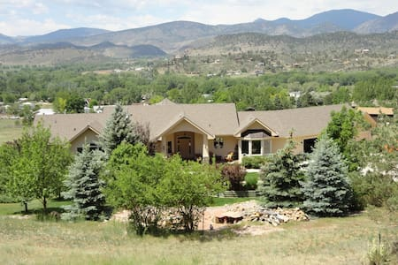 Rocky Mountain Vacation Dream Home