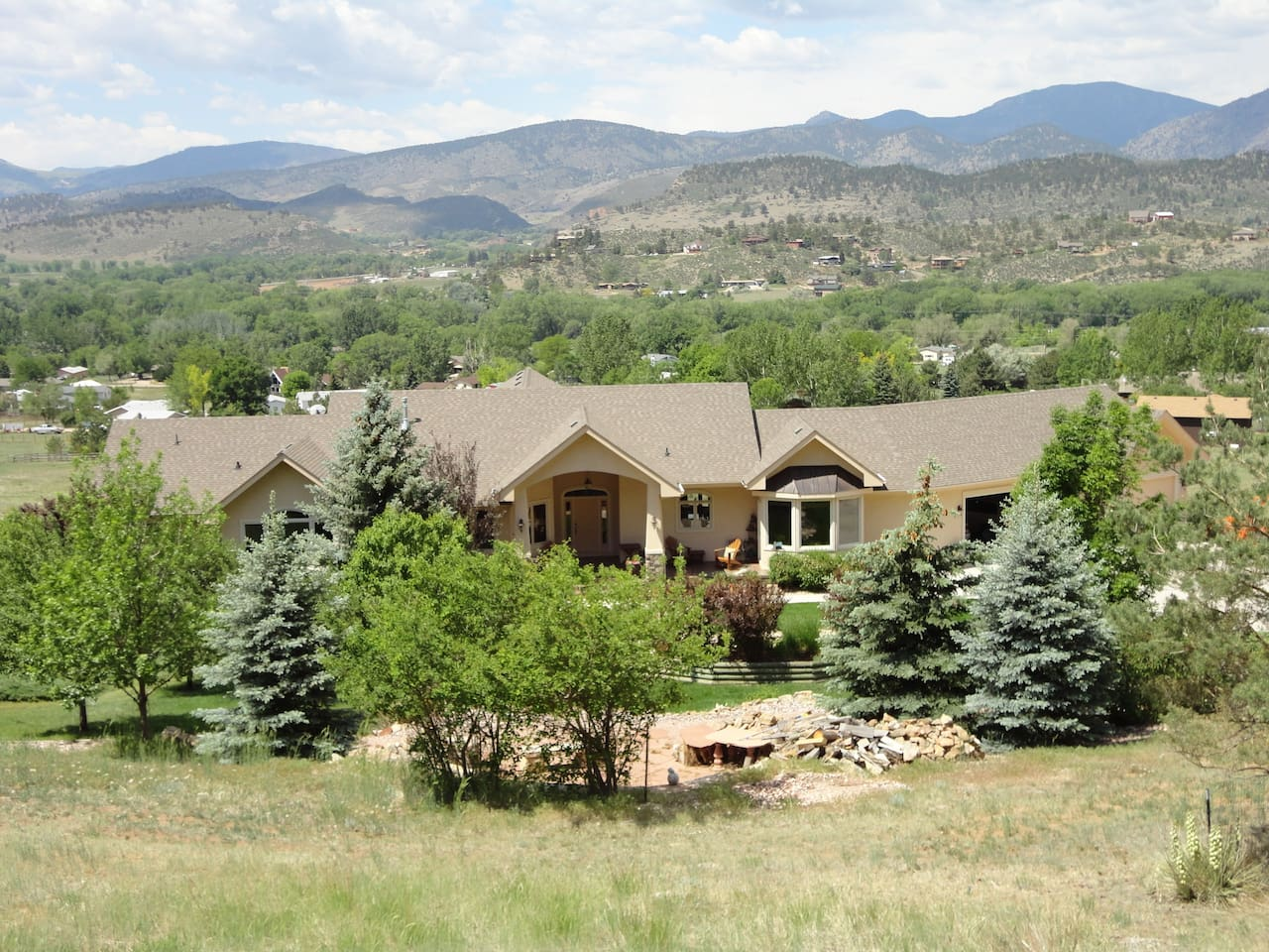 Rocky mountain vacation dream home houses for rent in for Dream home rentals