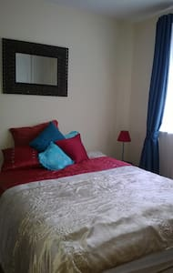 Bright spacious ensuite double room