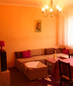 Friendly apartment in green area - Budapest - Apartment