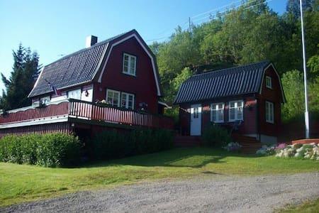 Hytte paradis i Vesterålen. - Stuga