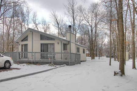 Four Season Lakeside Retreat - Albrightsville - Ház