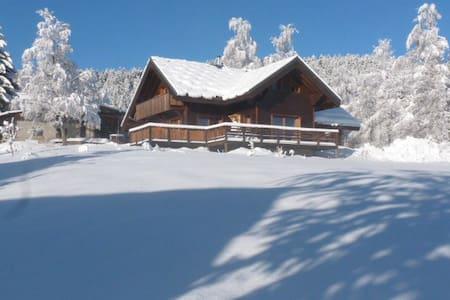 chalet en montagne ( 4 Clévances) - Les Déserts