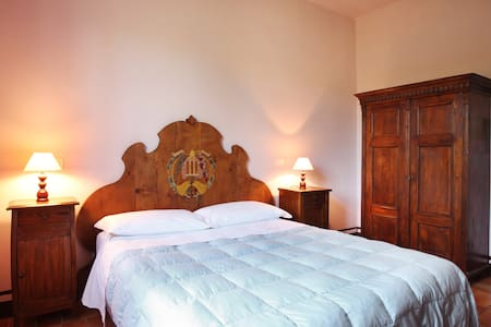 CAMERA CASTAGNO - Giano Dell'umbria - Bed & Breakfast