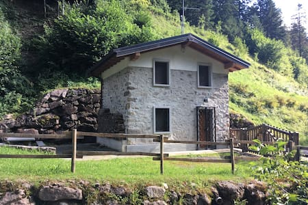 Chalet immerso nella natura - Piazzatorre - Chalet