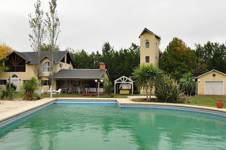 Alquiler temporal en Funes - Funes - Casa