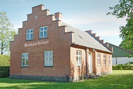 Missionshus - unik hygge på landet  - Hjørring - House